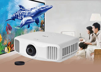 Soutien total 4K du projecteur 1920x1200 de WiFi Digital HD 3D LED des affaires/à la maison